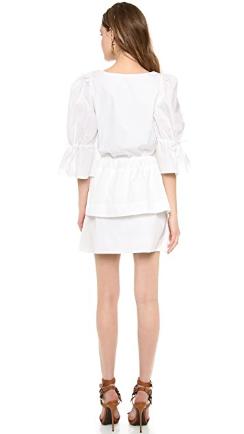 See by Chloe Dress with Drawstring Waist