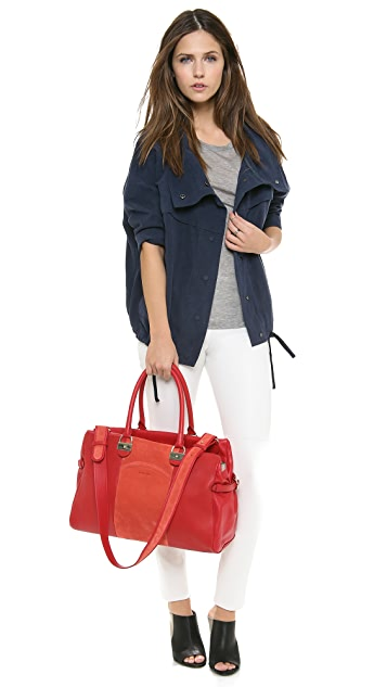 See by Chloe Augusta Zip Shoulder Bag