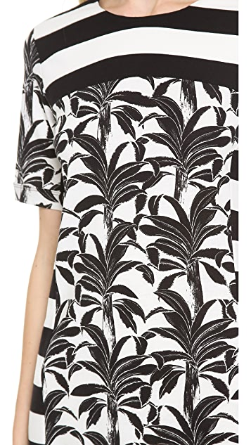 See by Chloe Tee Shirt Dress
