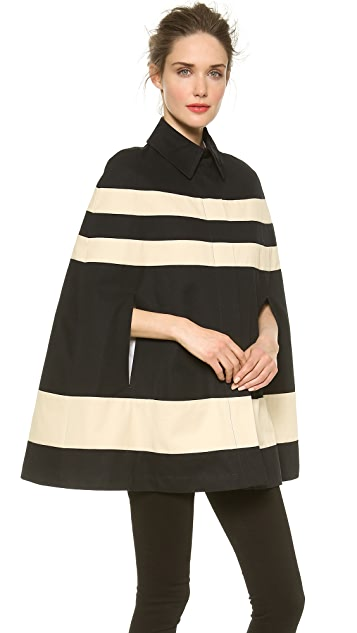 See by Chloe Poncho with Collar
