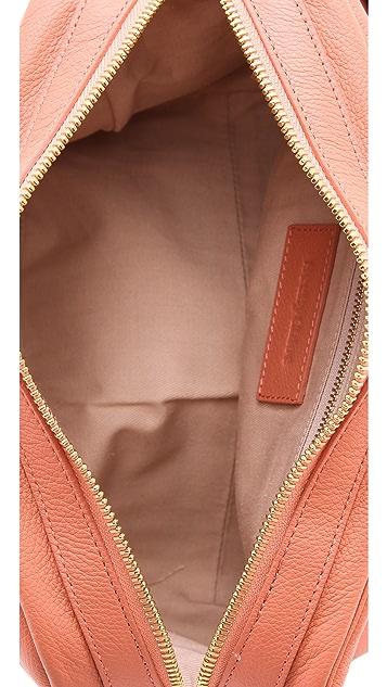 See by Chloe Daisie Zipped Cross Body Bag