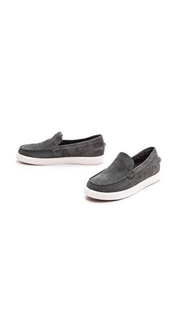 See by Chloe Lea Sherpa Slip On Sneakers