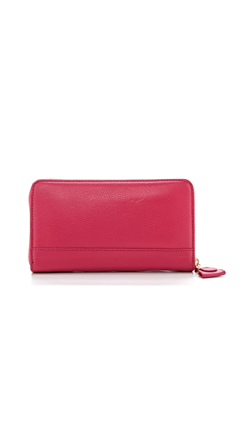 See by Chloe Zip Around Wallet