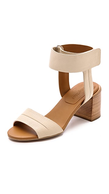 See by Chloe Ankle Strap Sandals  6e55ff253ee
