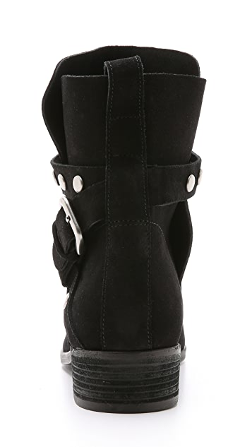 See by Chloe Studded Suede Boots