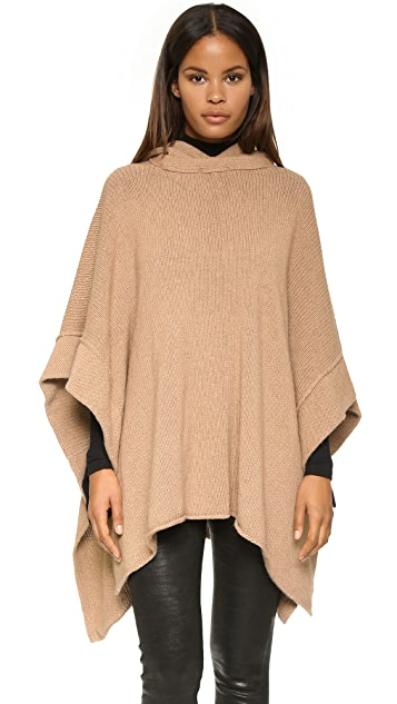 See by Chloe Hooded Poncho