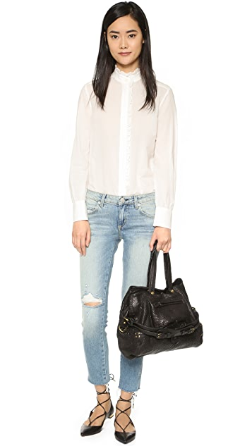 See by Chloe Ruffle Detailed Blouse