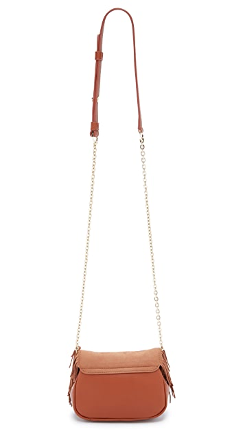 See by Chloe Fringe Rosarita Cross Body Bag