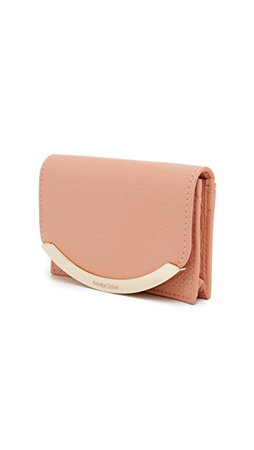 See by Chloe Lizzie Card Case