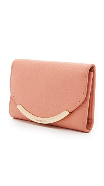 See by Chloe Lizzie Small Wallet