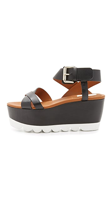 See by Chloe Flatform Sandals