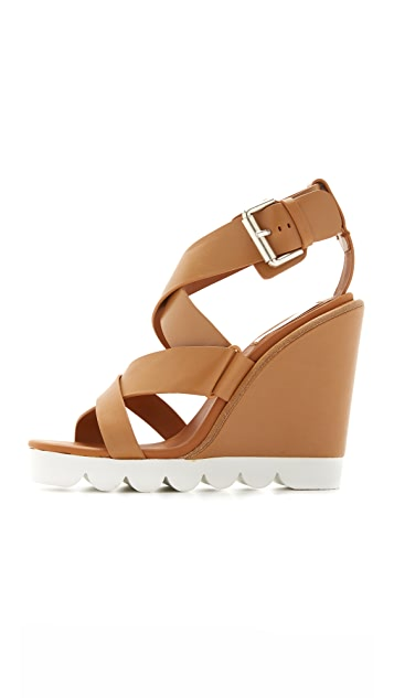 See by Chloe Tiny Wedge Sandals