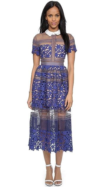 969f5f9645fd2 Self Portrait Liliana Dress | SHOPBOP