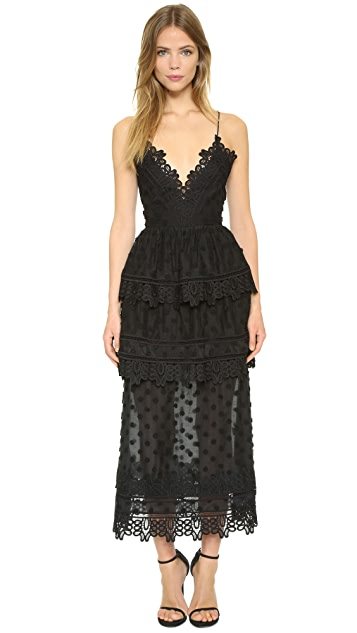 355fe958c093 Self Portrait Ivy Lace Dress | SHOPBOP