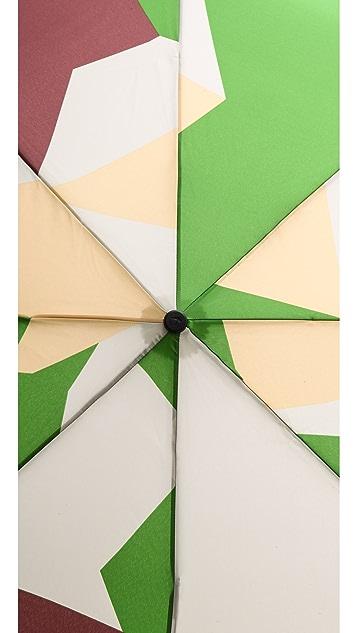 Senz Automatic Park Camo Umbrella