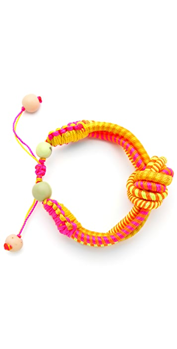 Sequence Knot Bracelet