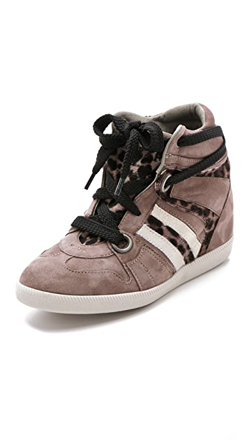 Serafini Manhattan Haircalf Sneakers