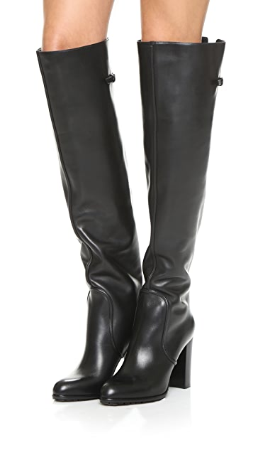 Sergio Rossi Shannen Knee High Boots