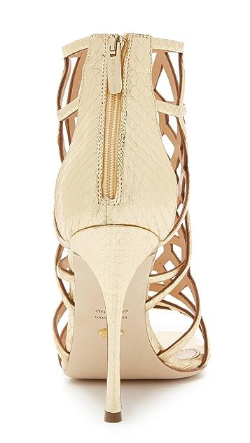 Sergio Rossi Puzzle Sandals
