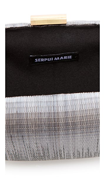Serpui Marie Lost Horizon Buntal Minaudiere