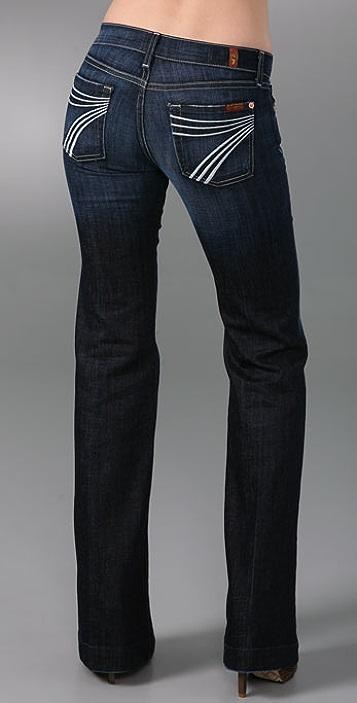 7 For All Mankind Dojo Stretch Jean