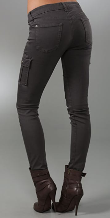 7 For All Mankind The Skinny Cargo Pants