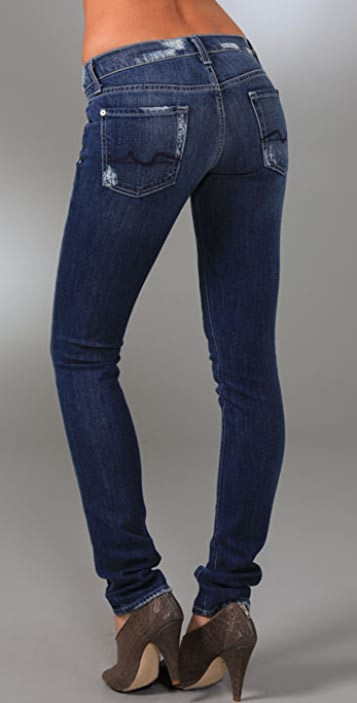 7 For All Mankind Roxanne Skinny Jeans
