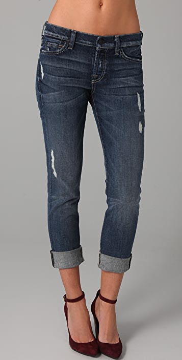bacf0153b99c15 7 For All Mankind Josefina Boyfriend Jeans | SHOPBOP