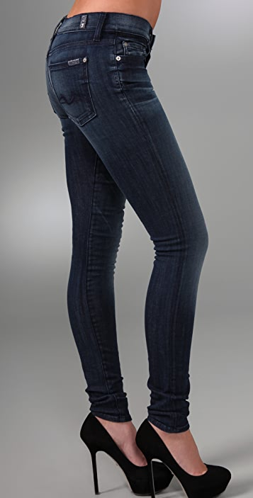 7 For All Mankind Gwenevere Skinny Jeans