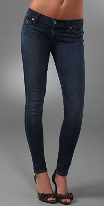 7 For All Mankind Anniversary Skinny Jeans