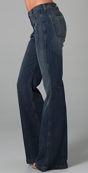 7 For All Mankind Georgia Trouser Jeans