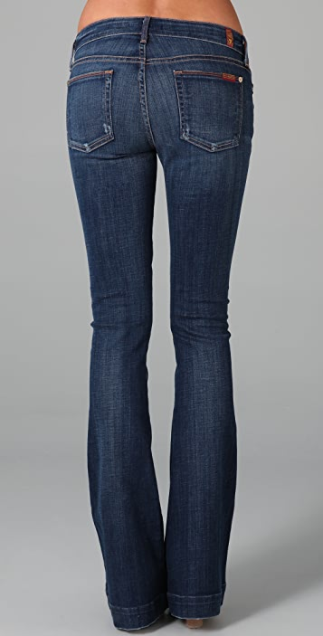 7 For All Mankind The Jiselle Flare Jeans