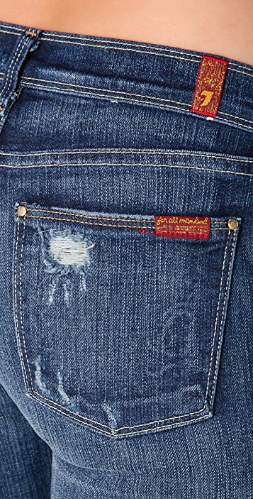 7 For All Mankind Andie Jeans