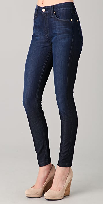Skinny pants 7 For All Mankind tBMI5xQ90