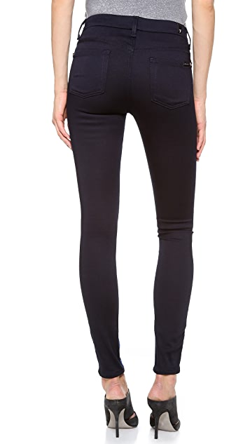 7 For All Mankind Limited Edition Malhia Kent Skinny Pants