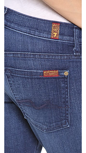 7 For All Mankind The Josefina Boyfriend Jeans