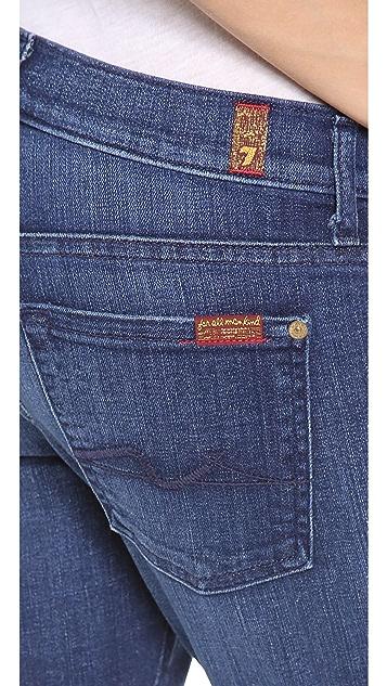 7 For All Mankind The Josefina Boyfriend Jeans