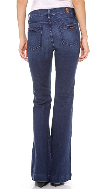 7 For All Mankind The Bianca Flare Jeans