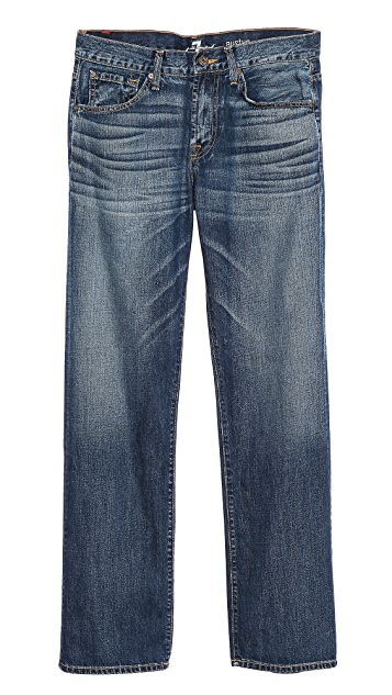 7 For All Mankind Austyn Relaxed Straight Fit Jeans