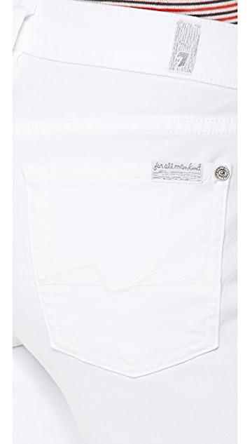 7 For All Mankind Bermuda Shorts