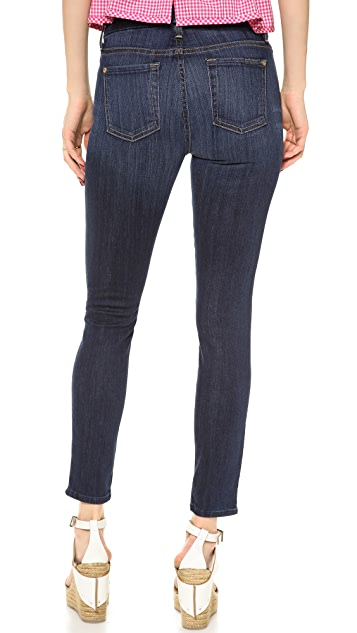 7 For All Mankind The High Waisted Skinny Ankle Jeans