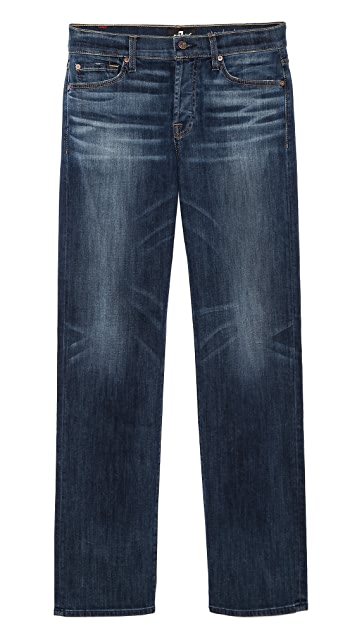 7 For All Mankind Luxe Performance Standard Jeans
