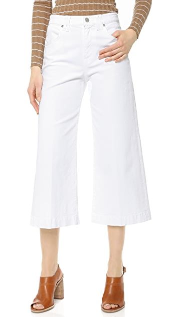 7 For All Mankind Culotte Jeans