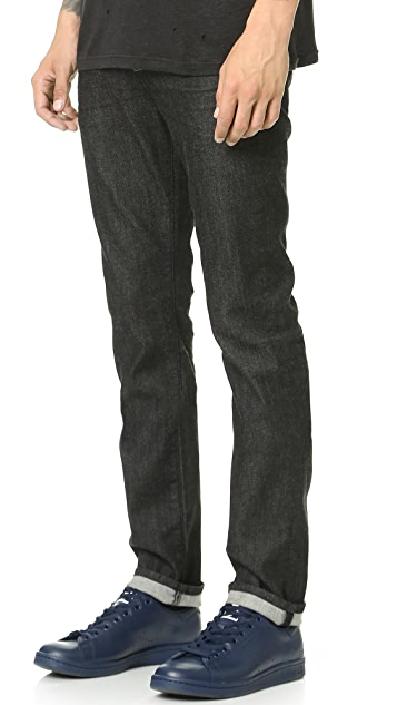 7 For All Mankind The Paxtyn Slim Skinny Leg Jeans