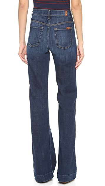 7 For All Mankind Ginger Jeans