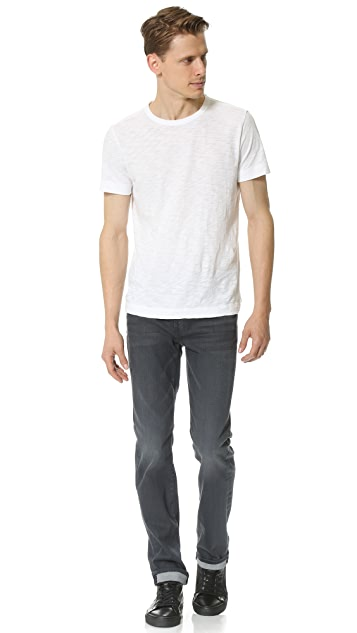 7 For All Mankind Luxe Performance Slimmy Jeans