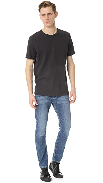 7 For All Mankind Paxtyn Tapered Foolproof Denim Jeans