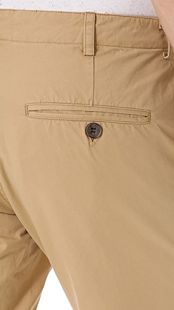 Shades of Grey by Micah Cohen Slim Fit Chinos