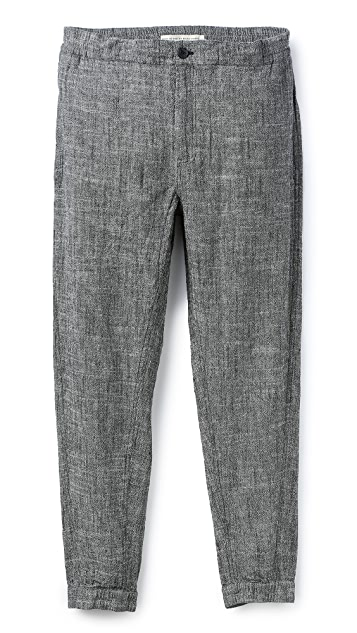 Shades of Grey by Micah Cohen Woven Joggers