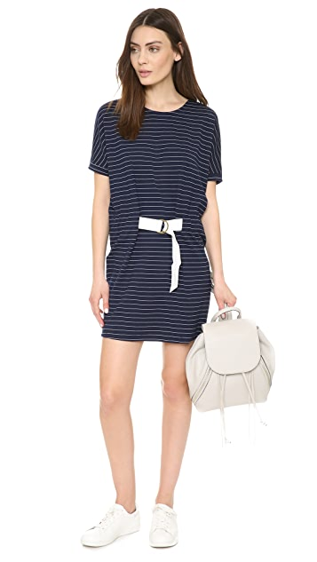 Shades of Grey by Micah Cohen Judo Belt Bag Dress